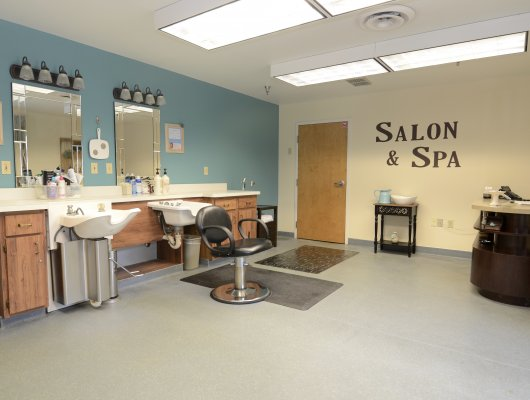 On-Site Beauty Salon SEM Haven Milford Ohio