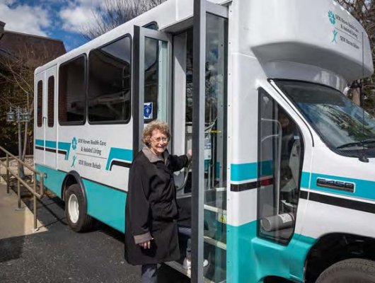 SEM Haven bus for local excursions